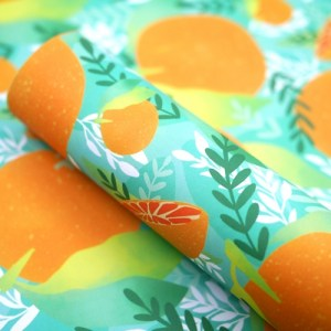 Tropicana Recycled Gift Wrap
