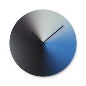 Time Fade Wall Clock – Black