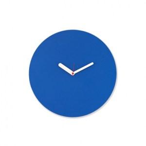 Draw up Wall Clock – Blue