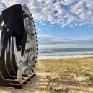 Wave Rack 5 Planches Large