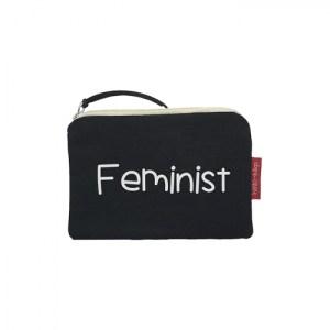 """Small Bag """"Feminist"""""""