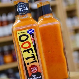 Scotch Bonnet Hot Sauce 100ml – Case of 6