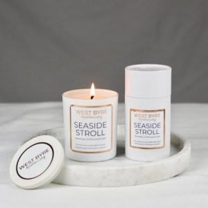 Seaside Stroll Candle