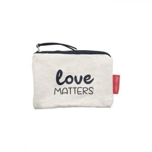 "Small Bag ""Love Matters"""