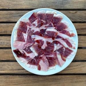 Jamon 100% Iberico Acorn-fed Hand Cut
