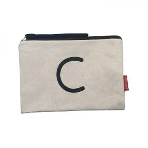 """Cosmetic Bag """"C"""""""