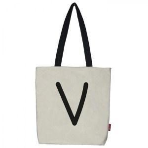 """Tote bag """"V"""""""