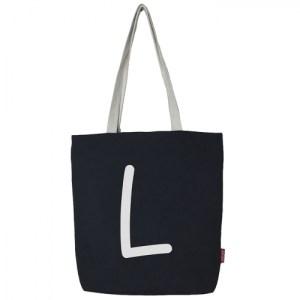 """Tote bag """"L"""""""