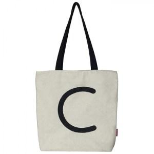 """Tote bag """"C"""""""