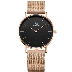 The Classic Black Edition Watch