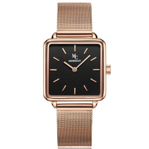 The Square Black Edition Watch