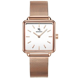 The Square White Edition Watch