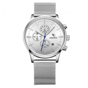The Magnificent – Silver Edition Watch