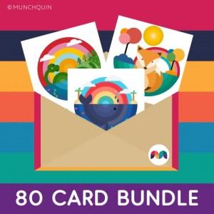 80 CARD 'LITTLE WORLDS' BUNDLE DEAL - AA5969C8 EE01 41E3 8AC4 710F6284A4D2 500x500
