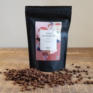 SPICE UP YOUR LIFE COFFEE BEANS FROM BRAZIL – 250G
