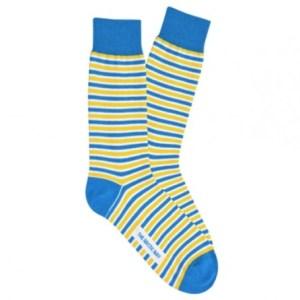 Regal Fish Socks – Yellow