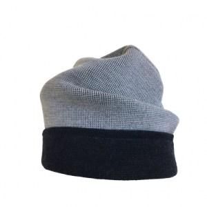 Beanie hat – Anthracite/Grey