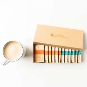 Mushroom Coffee Box – Box of 12 Sachets