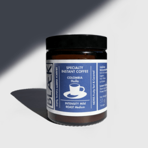 BLÆK Instant Coffee NØ.1 – Home Edition – Colombia
