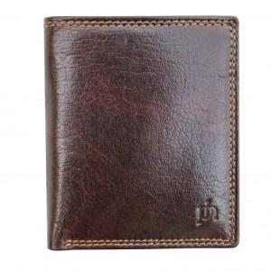 Prato Mens Trifold Brown Wallet - 4152 - 4152 nbr l1 500x500
