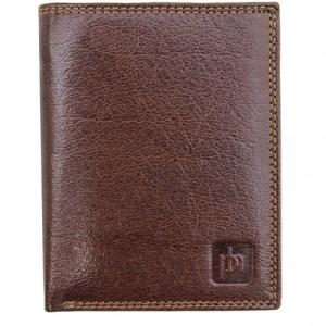 Prato Mens Trifold Brown Wallet - 4153 - 4153 nbr l 1 500x500