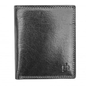 Prato Mens Trifold Black Wallet - 4153 - 4153 nbl l1 500x500