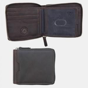 Alperto Mens Zip Around Wallet - 4257 - 4257 alperto 500x500