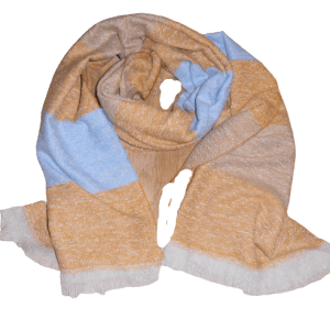 Super Soft Blanket Scarf keeping you cosy in the Spring S012M