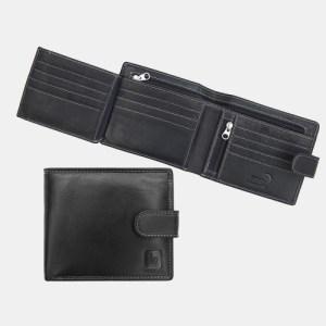 Lazio Trifold Black Wallet - 4701 - 4701bl ph 500x500