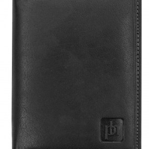 Lazio Trifold Black Wallet - 4703 - 4703 bl l 1 500x500