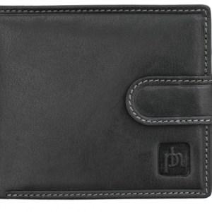 Lazio Trifold Black Wallet - 4704 - 4704 l 1 500x500