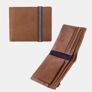 Stan Bifold Brown Wallet - 4810 - 4810 br pht 1 500x500