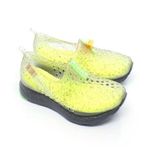 Sunies Kids Sneakers Clear Fibers