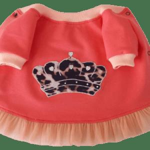 Crown coral hoodie