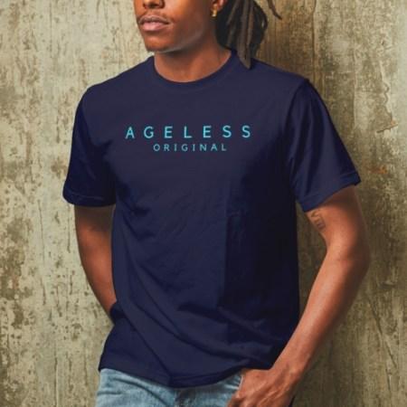 Ageless Ocean Newton T-Shirt