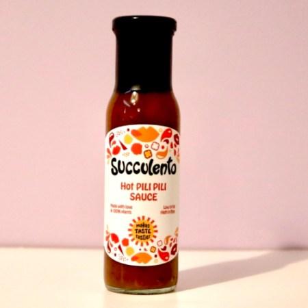Hot Pili Pili Sauce