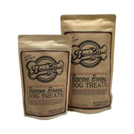 Barley Bones Bacon Biscuits