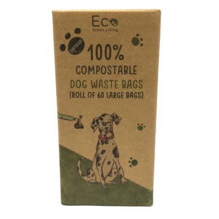 compostable dog bags