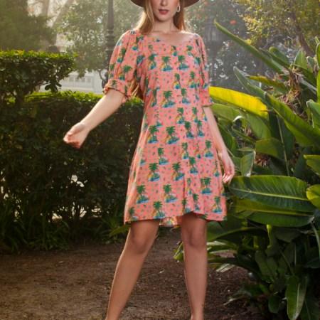 Melanie short dress- Nrvna mode
