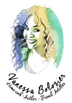 Vanessa de Bolosier, Writer, Entrepreneur, French Antilles