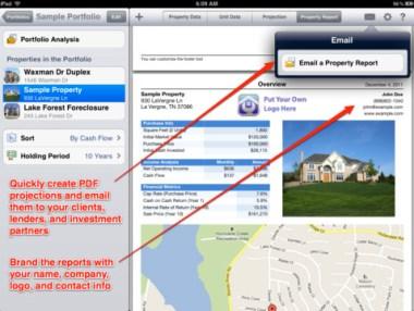 Property Evaluation App