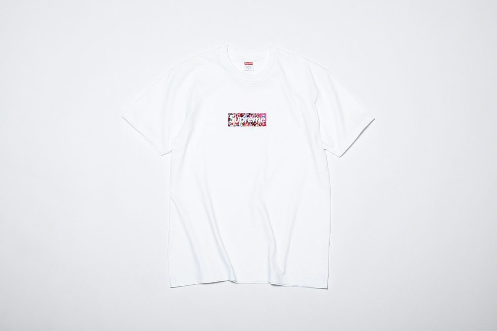 gq april 2020 supreme releasing covid relief tee