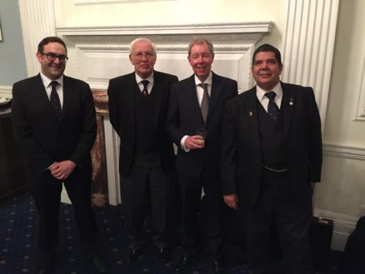 Past Master Exalted into Holy Royal Arch