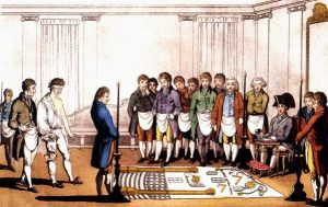 Masonic Meeting