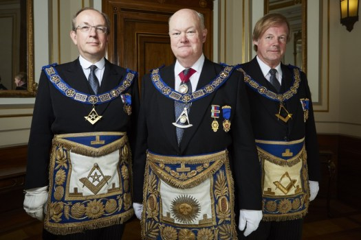 Inside The Freemasons - Sky 1