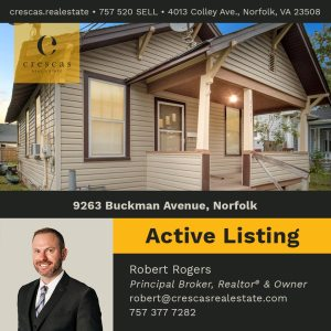 9263 Buckman Ave Norfolk - Active Listing