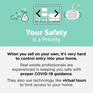 Your safety is a priority