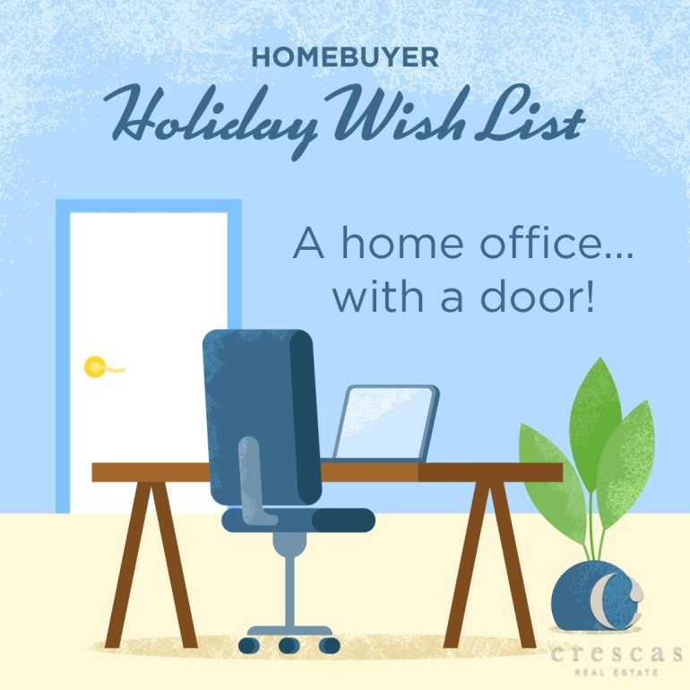 Homebuyer Holiday Wish List