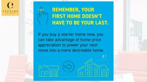 Your first home doesn't have to be your last