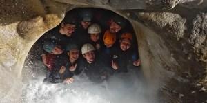 Canyoning hautes-Alpes, canyoning incentive, canyoning Briançon, canyon Embrun